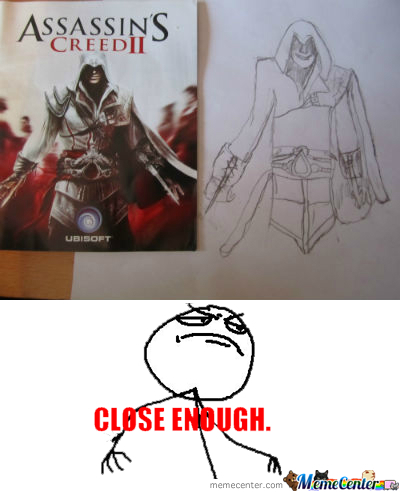 Assassin's Creed 2 Fan Art