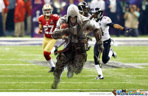 Assassin's Creed 3: Football Time