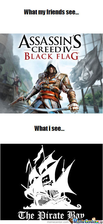 Assassin'S Creed Iv: Black Flag Confirmed.