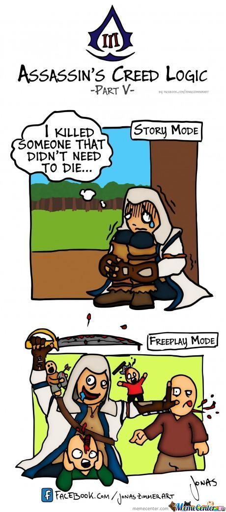 Assassin's Creed Logic - Part V