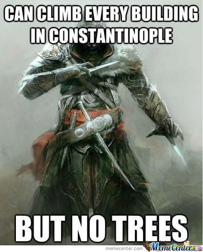 Assassins's Creed Logic