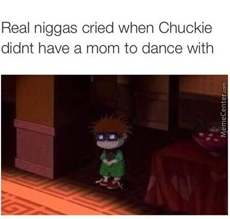 At Least Chuckie Had A Dad