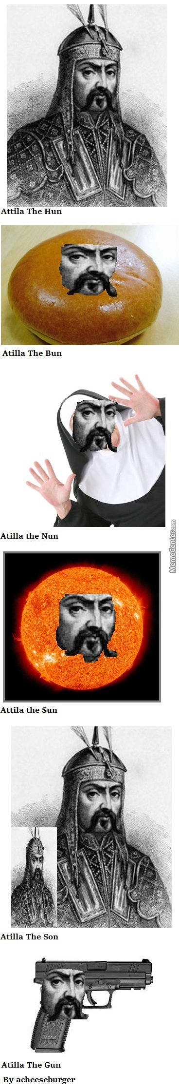 Atilla The....