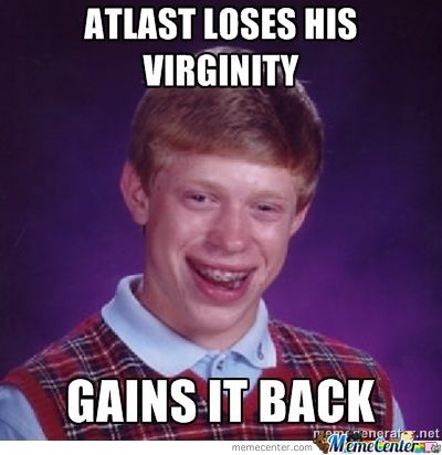 Atlast Loses His Virginity But...
