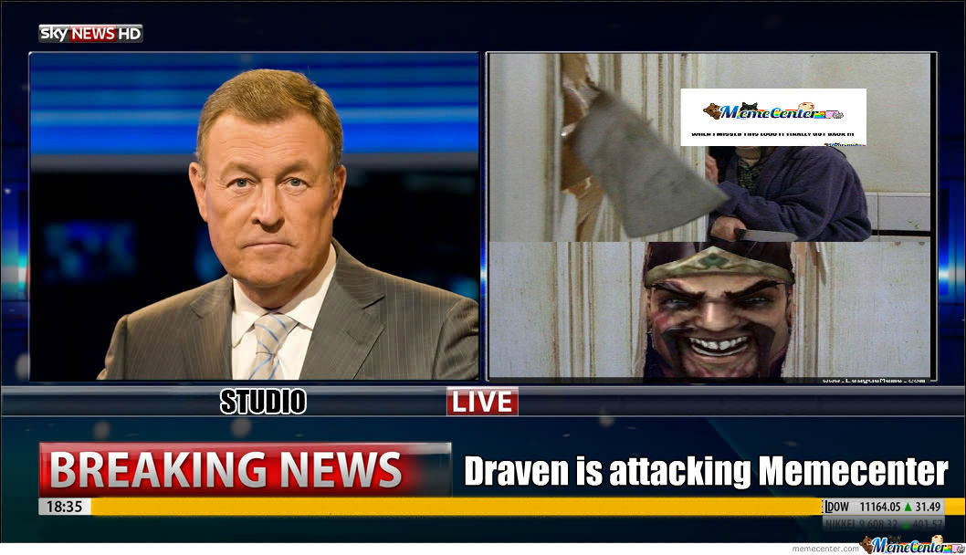 Attack Of The Dravens