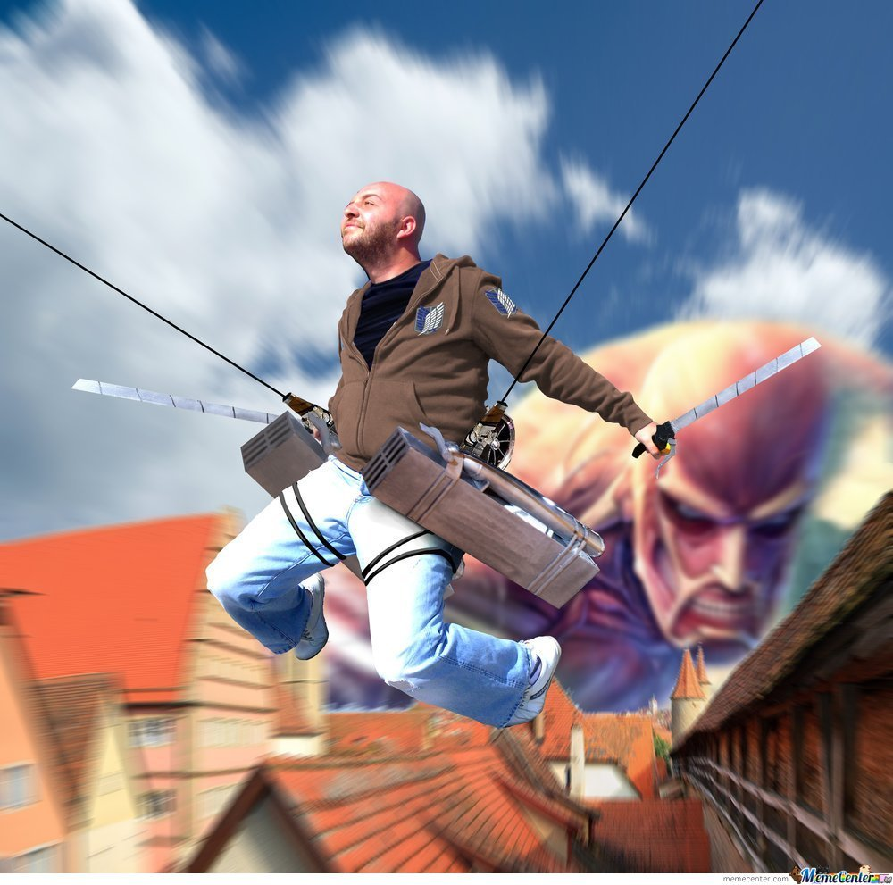 Attack On Clairvoyant (Actual Photo By Me:)