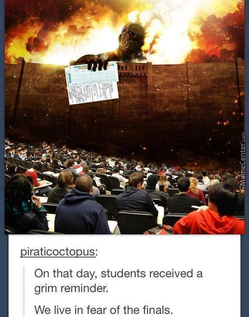 Attack On Finals