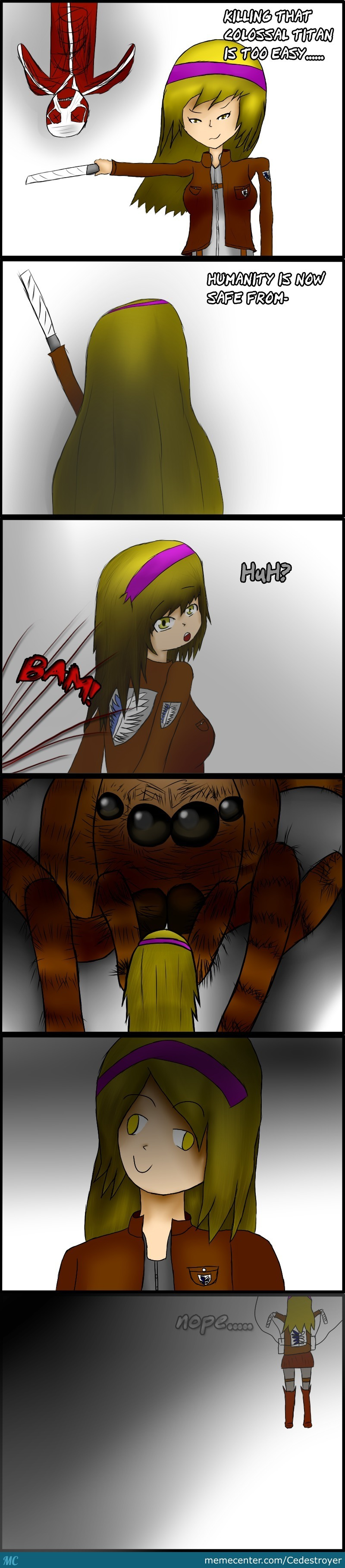 Attack On Nope