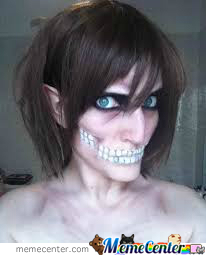 Attack On Titan Make-Up