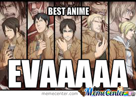 Attack On Titan (Oh Hi For The Long Wait)