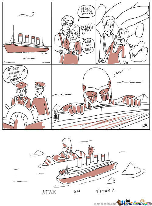 Attack On Titanic
