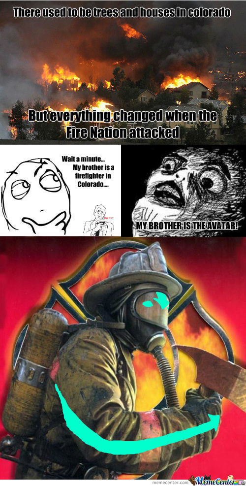 Avatar Firefighter