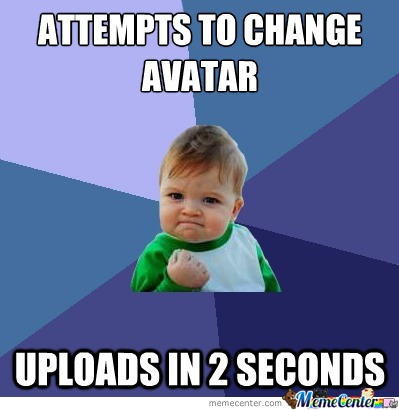 Avatar Upload