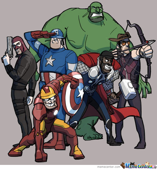 Avengers Fortress 2