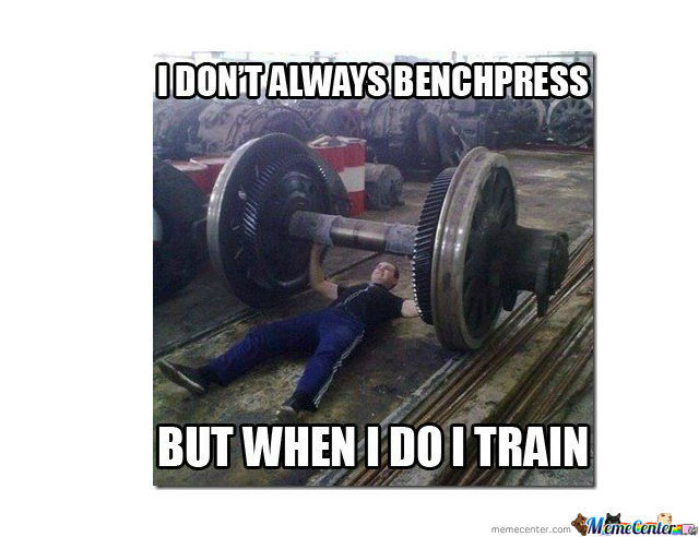 Awesome Benchpress