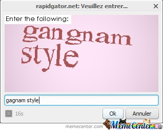 Awesome Captcha