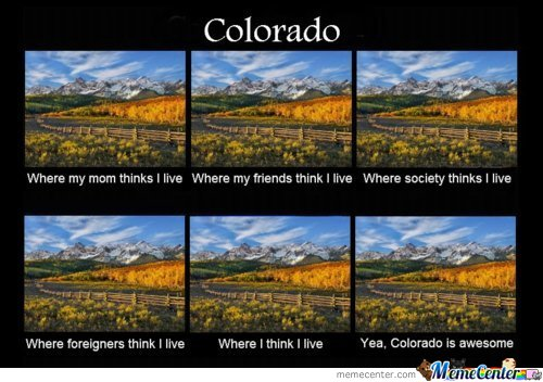 Awesome Colorado Is Awesome