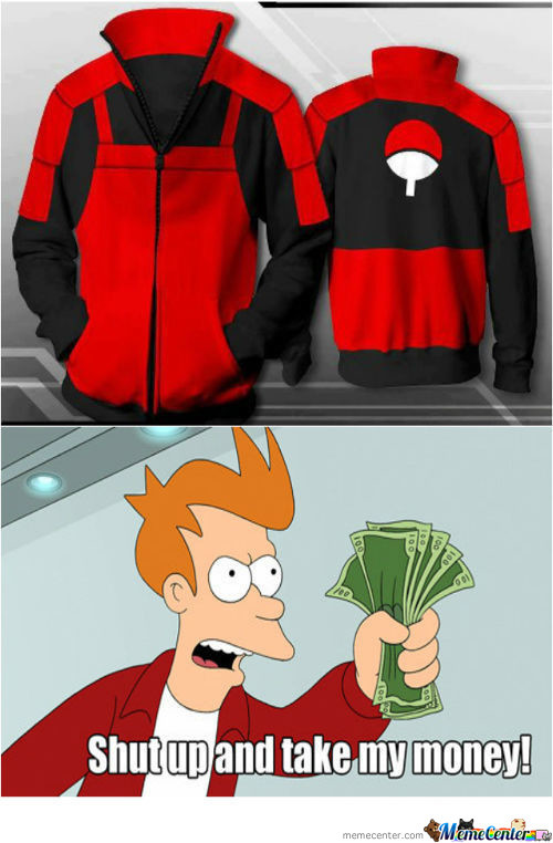 Awesome Customized Hokage Jacket!... Shut Up And Take My Money!
