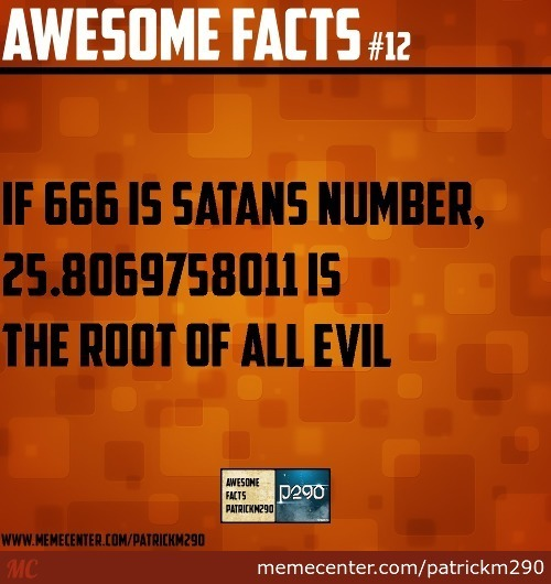 Awesome Facts #12