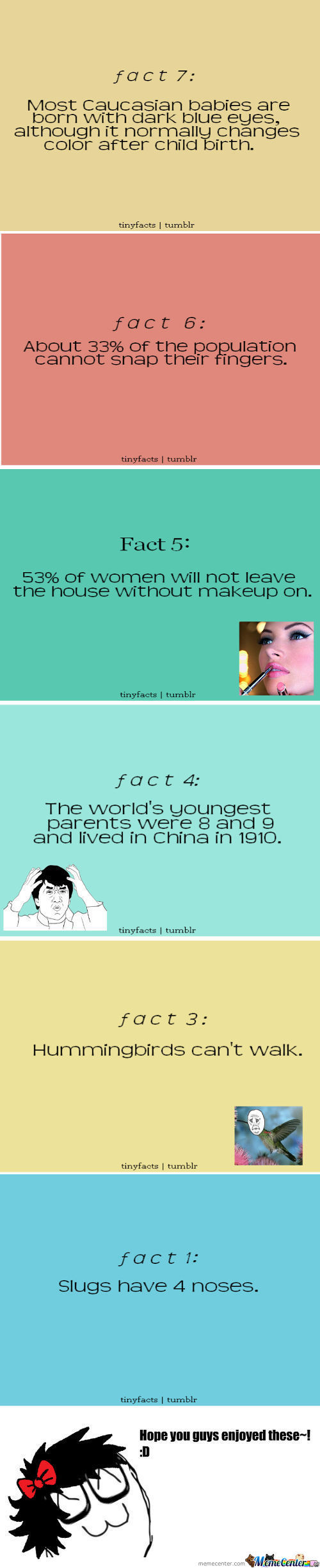 Awesome Facts #4