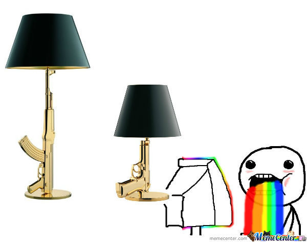 Awesome Lamps Are Awesome