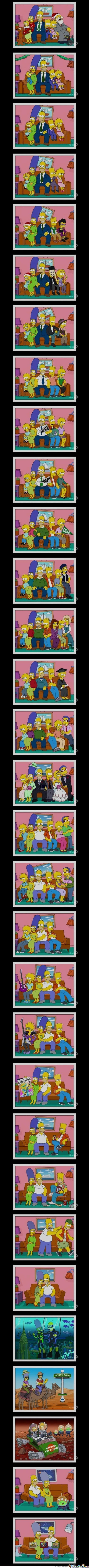 Awesome Simpson Future
