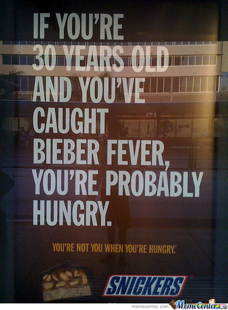 Awesome Snickers Ad