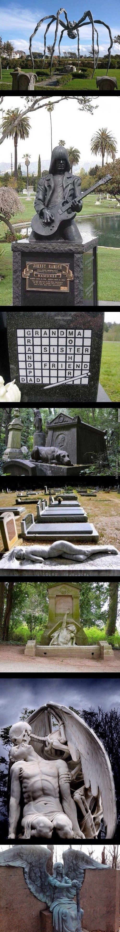 Awesome Tombstone Compilation