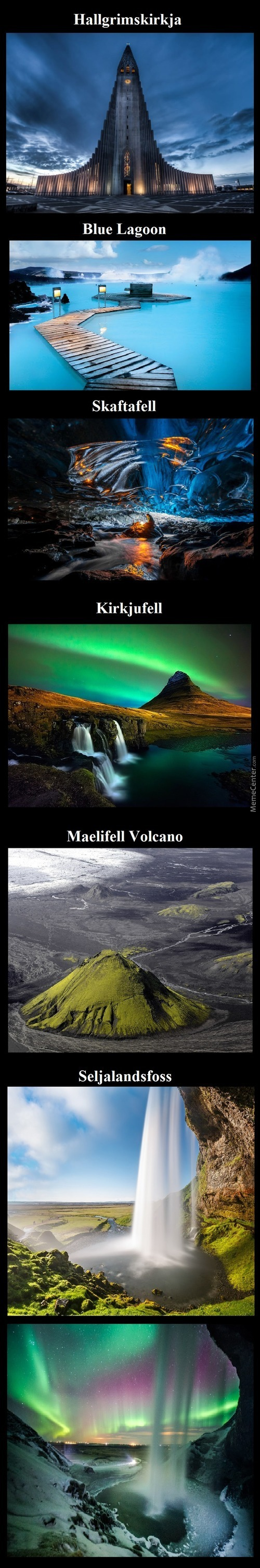 Awesome Tourist Spot In Iceland (Long Post)