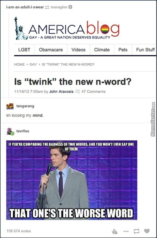 Awesome Tumblr 1273 (And Every Post Looks Horrible Now Thanks To The Update)