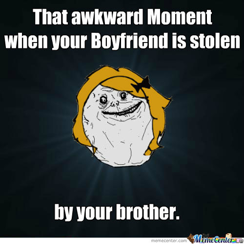 Awkward Moment For A Girl!