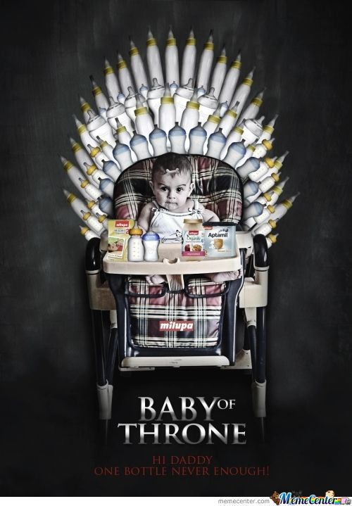 Baby Of Throne