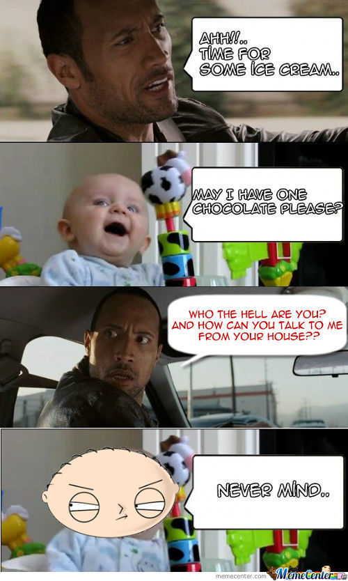 Baby On Board.. Actually Is Stewie