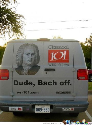Bach Up.