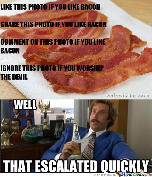 Bacon Escalated