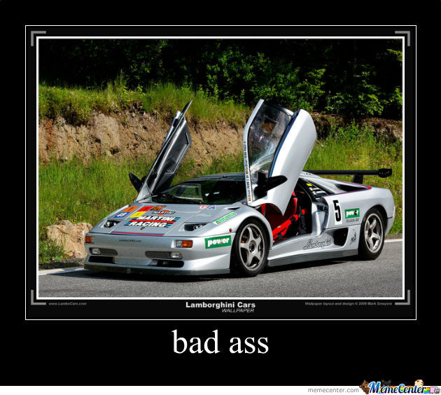 Bad Ass Car