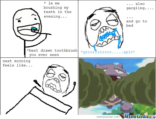 Bad Breath Rage