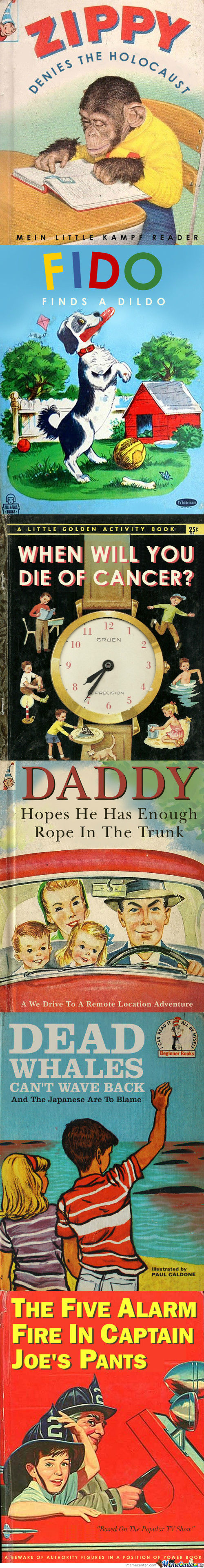 Bad Children's Book Compilation