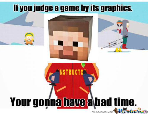 Bad Graphics