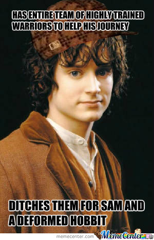 Bad Guy Frodo