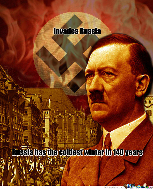 Bad Luck Adolf