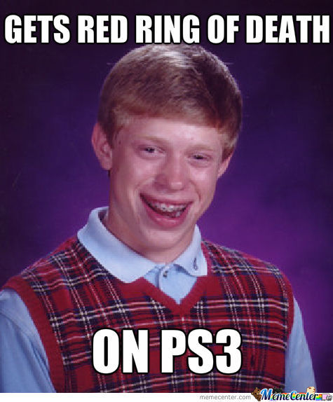 Bad Luck...again