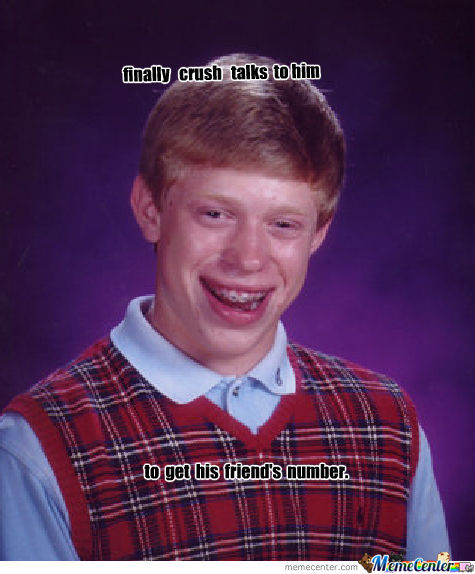 Bad Luck Brain