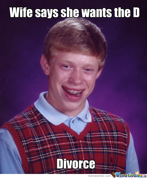Bad Luck Brian's Wife