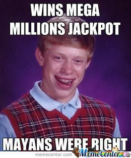 Bad Luck Brian Have A Bad Luck