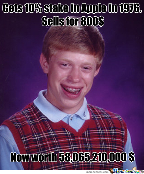Bad Luck Brian Is Really Unlucky