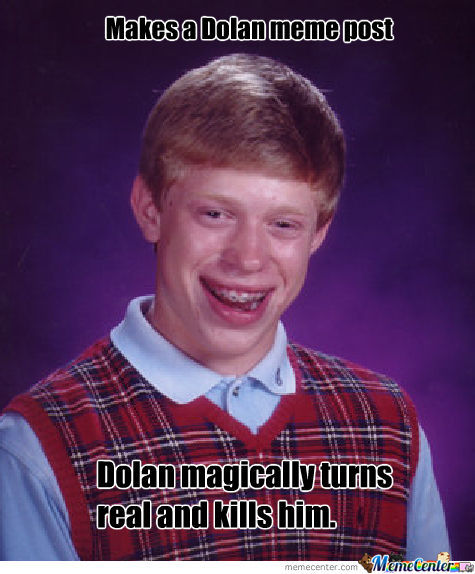 Bad Luck Brian @ Memecenter