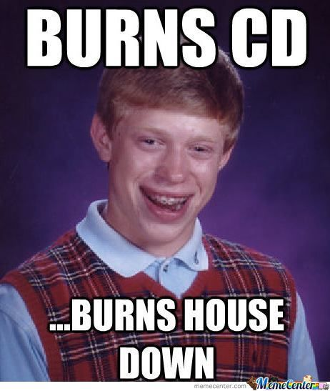 Bad Luck Brian Rampage Pt2