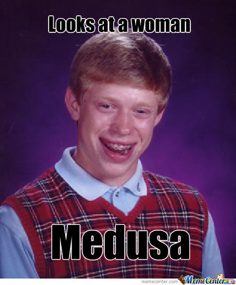 Bad Luck Brian Stoned