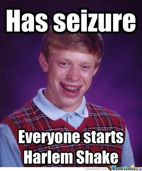 Bad Luck Brian..